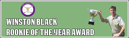 WINSTON BLACK ROOKIE OF THE YEAR AWARD