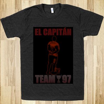 El Capitán Team 97 Athletic Tee